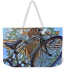 Bsa Parabike Weekender Tote Bag