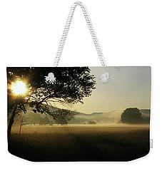 Cades Cove Sunrise II Weekender Tote Bag