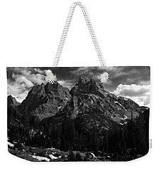 Cathedral Group From The Northwest Weekender Tote Bag
