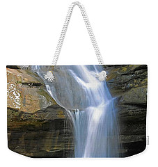 Cedar Falls Landscape  Weekender Tote Bag