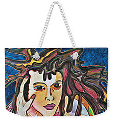 Changes Weekender Tote Bag by Diana Bursztein