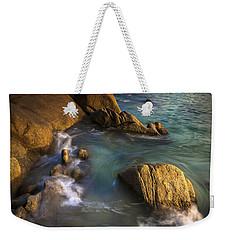 Weekender Tote Bag featuring the photograph Chanteiro Beach Galicia Spain by Pablo Avanzini