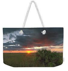 Chekili Sunset Weekender Tote Bag