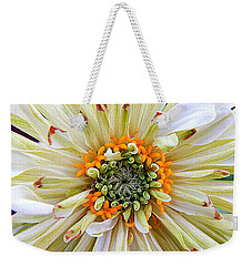 Chrysanthemum Fall In New Orleans Louisiana Weekender Tote Bag