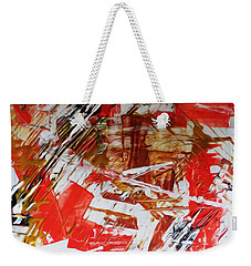 Comission 23 Uplifting Behaviour Weekender Tote Bag