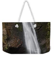 Courthouse Falls North Carolina Weekender Tote Bag