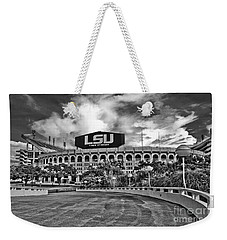 Death Valley - Hdr Bw Weekender Tote Bag