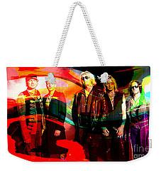 Def Leppard Weekender Tote Bag