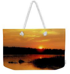Discovery Weekender Tote Bag