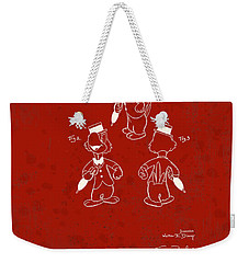 Disney Jose Carioca Weekender Tote Bag
