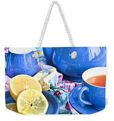 Do You Take Lemon? Weekender Tote Bag