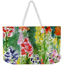 Donna's Snaps Weekender Tote Bag by Jamie Frier