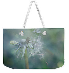 Dream Weekender Tote Bag by Fraida Gutovich