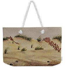 Dunes Weekender Tote Bag by Mary Ellen Mueller Legault