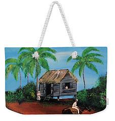 El Bohio Weekender Tote Bag by Luis F Rodriguez