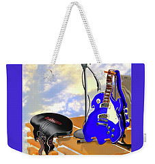 Electrical Meltdown II Weekender Tote Bag by Mike McGlothlen