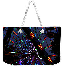 Fall Festival Ferris Wheel Weekender Tote Bag