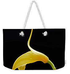 Floral Dancer Weekender Tote Bag by Byron Varvarigos