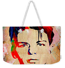 Frank Sinatra Collection Weekender Tote Bag