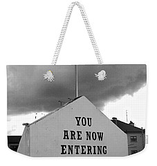 Free Derry Wall Weekender Tote Bag