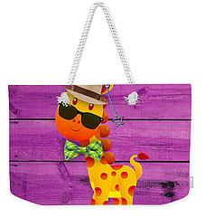 Georgie Giraffe Collection Weekender Tote Bag