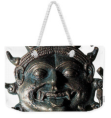 Gorgon Legendary Creature Weekender Tote Bag by Photo Researchers