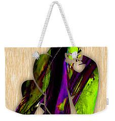 Gorilla Painting Weekender Tote Bag