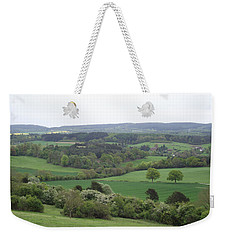 Green And Pleasant Land Weekender Tote Bag
