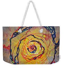 Growth Pattern Weekender Tote Bag