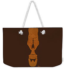 Hamite Male Weekender Tote Bag by Jerry Ruffin