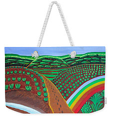 Hidden Forest Weekender Tote Bag by Lorna Maza