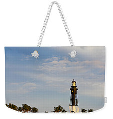 Hillsboro Inlet Lighthouse Weekender Tote Bag