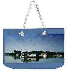 Horseshoe Pond Weekender Tote Bag
