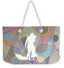 ...in Sunshine And In Rain Weekender Tote Bag