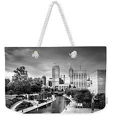 Indianapolis Weekender Tote Bag by Alexey Stiop