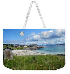 Iona Beach Weekender Tote Bag