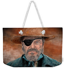 Jeff Bridges As U.s. Marshal Rooster Cogburn In True Grit  Weekender Tote Bag