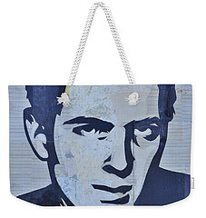 Joe Strummer Weekender Tote Bag