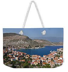 Kastelorizo Island Weekender Tote Bag
