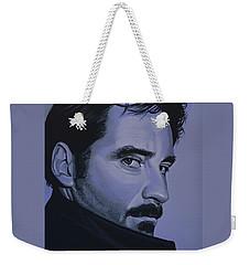 Kevin Kline Weekender Tote Bag by Paul Meijering