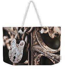 Keyless Weekender Tote Bag by Caitlyn  Grasso