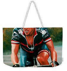 Lance Armstrong Weekender Tote Bag