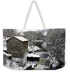 Lantermans Mill Weekender Tote Bag by Michelle Joseph-Long