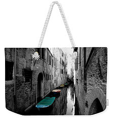 L'aqua Magica Weekender Tote Bag by Micki Findlay
