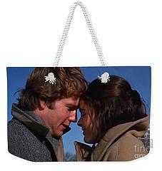 Love Story Ali Macgraw Ryan O'neal Weekender Tote Bag