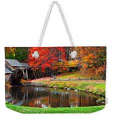 Mabry Mill Pano Weekender Tote Bag