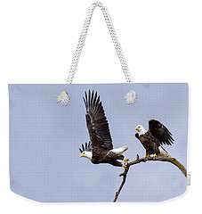 Majestic Beauty 2 Weekender Tote Bag