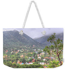Manitou To The South II Weekender Tote Bag by Lanita Williams