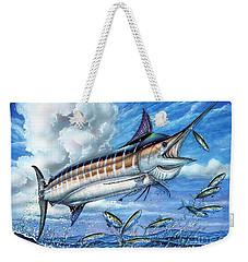Marlin Queen Weekender Tote Bag