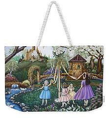 Mayday Serenade  Weekender Tote Bag